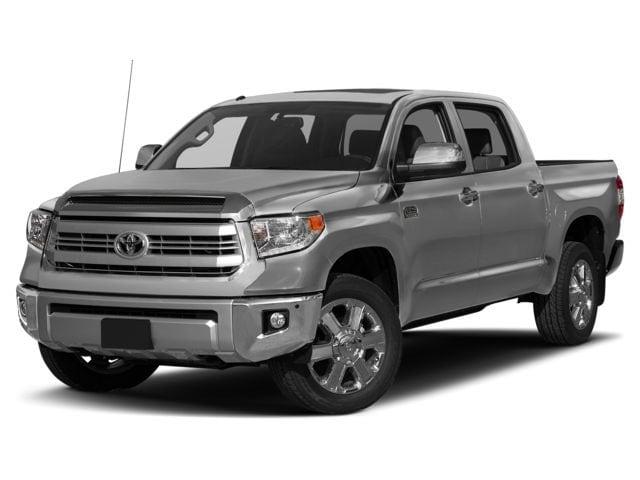 2017 Toyota Tundra 1794 5.7L V8 w/FFV Truck CrewMax