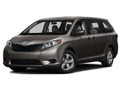 2019 Toyota Sienna vs. 2019 Chrysler Pacifica