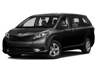New Toyota 2017 Toyota Sienna L 7 Passenger Front-wheel Drive for Sale in Streamwood, IL