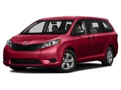 2017 Toyota Sienna L 7 Passenger Van