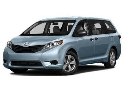 Toyota Dealers Rochester Ny >> Used 2017 Toyota Sienna For Sale In Rochester Ny Near