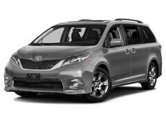 New 2017 Toyota Sienna SE Premium 8 Passenger Van Passenger Van in Avondale, AZ