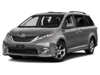 New 2017 Toyota Sienna SE Premium 8 Passenger Van Passenger Van in Hartford near Manchester CT