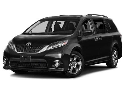 2017 Toyota Sienna SE Premium SE Premium FWD 8-Passenger