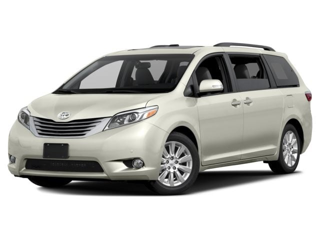 2017 Toyota Sienna XLE 8 Passenger Van