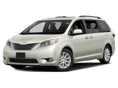 2017 Toyota Sienna XLE 8 Passenger Special Edition Van