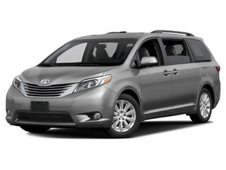 New 2017 Toyota Sienna XLE for sale near West Chester, PA