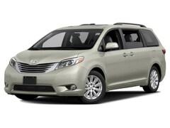 New 2017 Toyota Sienna XLE Premium 8 Passenger Van in El Paso, TX