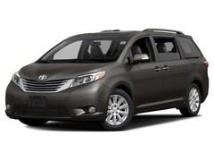 2017 Toyota Sienna XLE Premium 8 Passenger Van