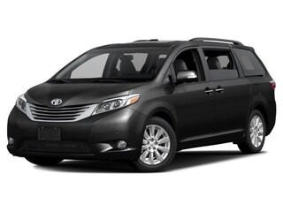 New 2017 Toyota Sienna XLE Premium 8 Passenger Van for sale in Southfield, MI at Page Toyota