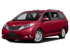 2017 Toyota Sienna XLE Premium XLE Premium FWD 8-Passenger