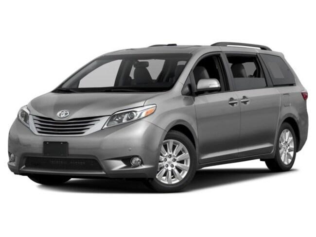 New 2017 Toyota Sienna Limited 7 Passenger Van Passenger Van in Avondale, AZ