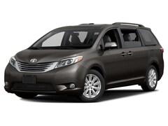 New 2017 Toyota Sienna Limited 7 Passenger Van Passenger Van in El Paso, TX