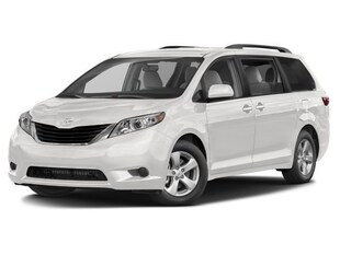 2017 Toyota Sienna Limited Premium 7 Passenger Mini-Van