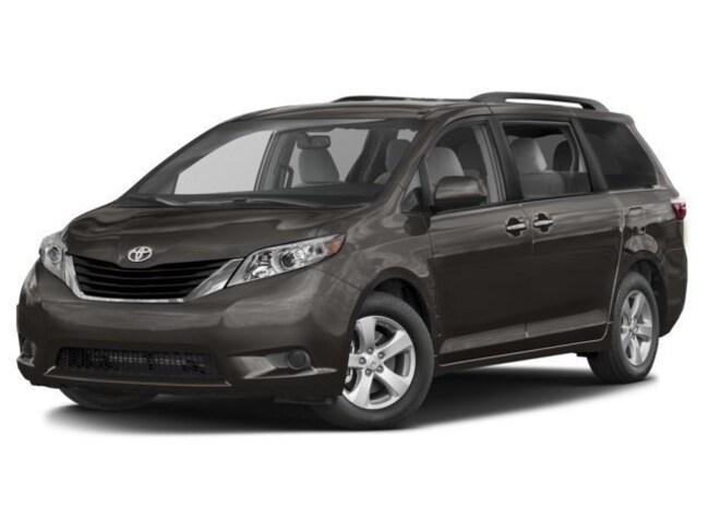 2017 Toyota Sienna Passenger Van