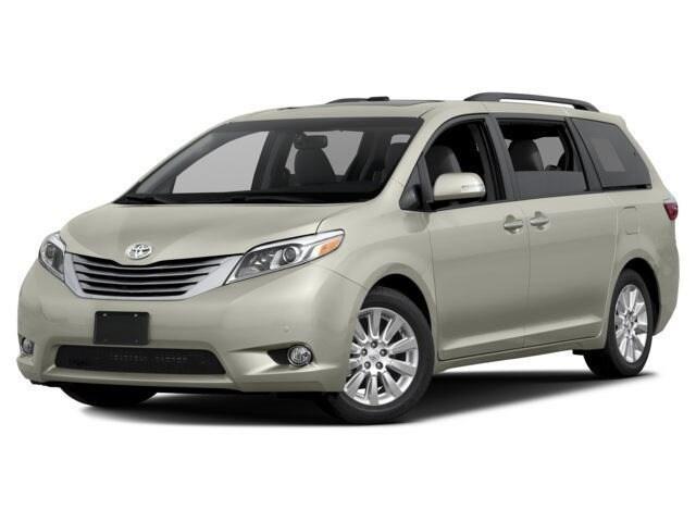2017 Toyota Sienna XLE 7 Passenger Van