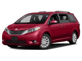 New 2017 Toyota Sienna XLE 7 Passenger Van 1776676 Boston, MA