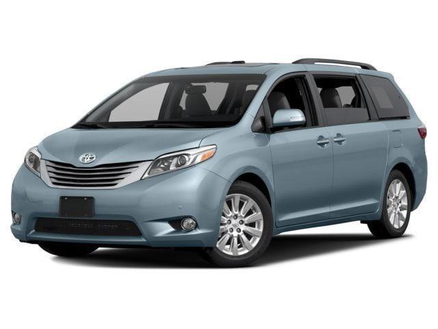 New 2017 Toyota Sienna XLE 7 Passenger Van Reno