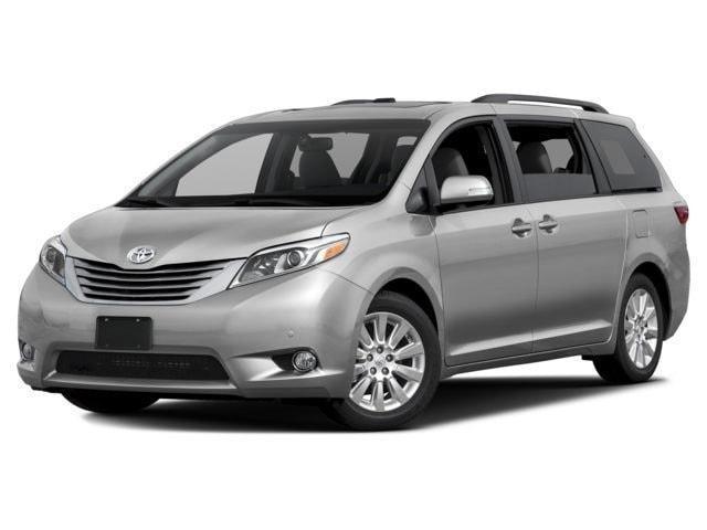 2017 Toyota Sienna XLE Premium AWD Van
