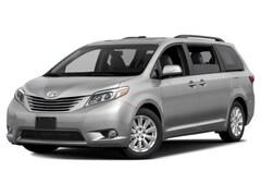 2017 Toyota Sienna XLE Premium 7 Passenger Van