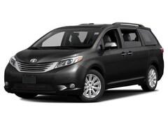 2017 Toyota Sienna XLE Premium Van