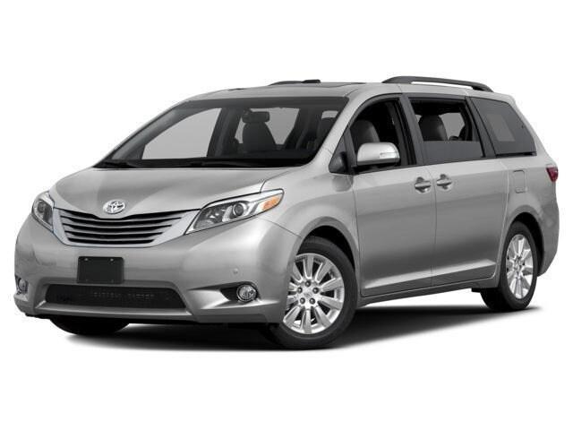 2017 Toyota Sienna Limited 7 Passenger Van