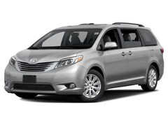 2017 Toyota Sienna Limited Van