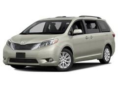 2017 Toyota Sienna Limited Premium 7 Passenger Van