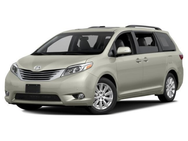 New 2017 Toyota Sienna Limited Premium 7 Passenger Van in Avondale, AZ