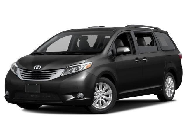 New 2017 Toyota Sienna Limited Premium 7 Passenger Van San Antonio, TX