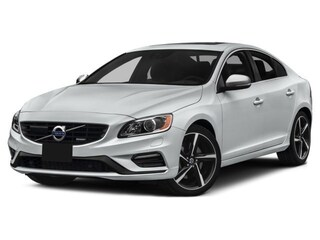 2017 Volvo S60 T6 AWD R-Design Platinum Sedan YV149MTSXH2433119 for sale in Milford, CT at Connecticut's Own Volvo