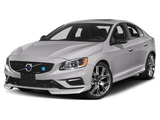 New 2017 Volvo S60 Polestar Sedan YV1A0MTS3H2427868 17D149