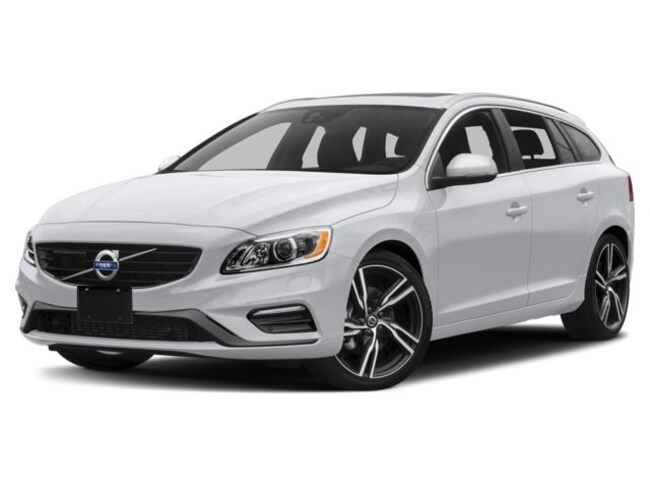 New 2017 Volvo V60 T5 Dynamic Wagon For Sale/Lease Palo Alto, CA