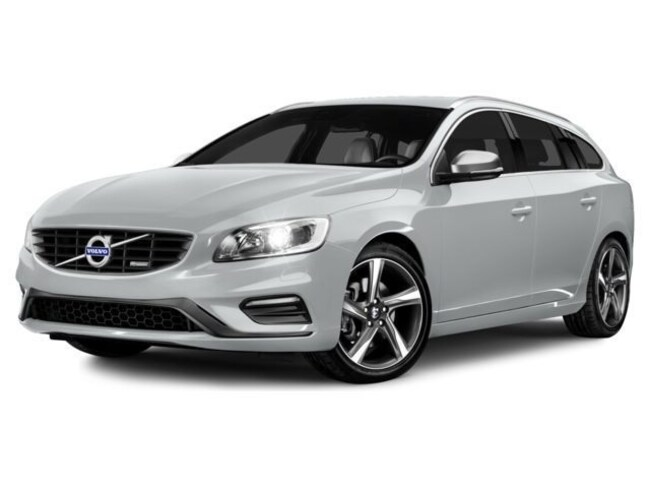 New 2017 Volvo V60 T6 AWD R-Design Platinum - MANAGER DEMO Wagon Jacksonville, FL
