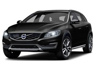 2017 Volvo V60 Cross Country T5 AWD Wagon YV440MWK1H1036736
