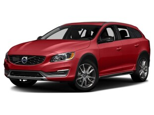 2017 Volvo V60 Cross Country T5 T5 AWD