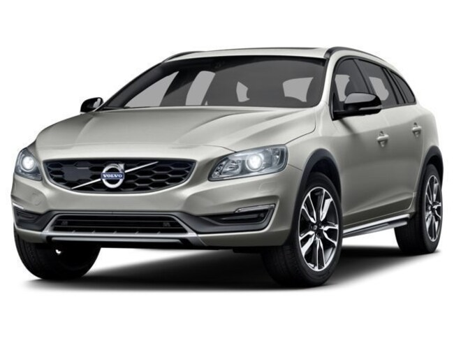 New 2017 Volvo V60 Cross Country T5 AWD Wagon YV440MWK1H1040964 for sale or lease in Rochester, NY