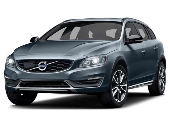 New Volvo car 2017 Volvo V60 Cross Country T5 AWD Wagon for sale near you in Ann Arbor, MI