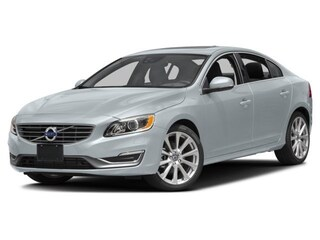 Used 2017 Volvo S60 Inscription T5 Platinum Sedan LYV402HM5HB146137 for Sale at McKevitt Volvo Cars San Leandro