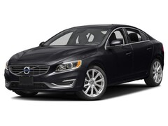 2017 Volvo S60 T5 Inscription Platinum Sedan