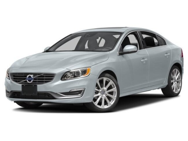 New 2017 Volvo S60 Inscription T5 Platinum Sedan Near Chicago