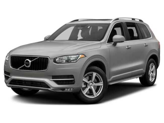 Certified Pre-Owned Volvo cars 2017 Volvo XC90 T5 Momentum SUV for sale near you in Chico, CA