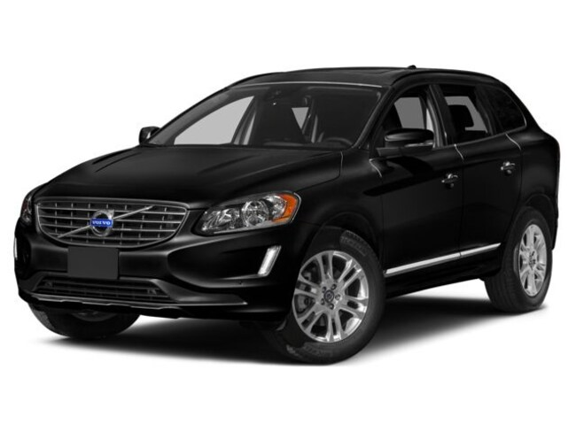 Certified used 2017 Volvo XC60 T5 Dynamic SUV in Fayetteville, NC