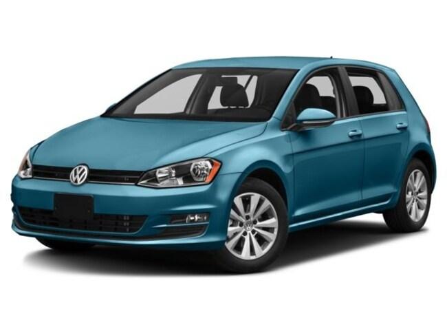 2017 Volkswagen Golf FWDHatchback