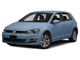 2017 Volkswagen Golf TSI Wolfsburg Edition 4-Door Hatchback