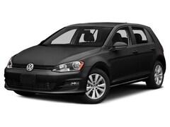 New 2017 Volkswagen Golf TSI Wolfsburg Edition 4-Door Hatchback for sale in Austin TX