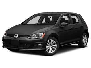New 2017 Volkswagen Golf TSI Wolfsburg Edition 4-Door Hatchback for sale in Austin