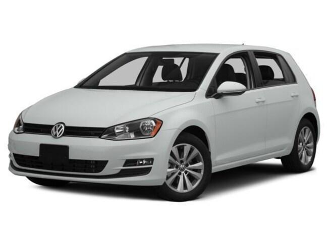 Used 2017 Volkswagen Golf TSI SE 4-Door Hatchback for sale near Collegeville