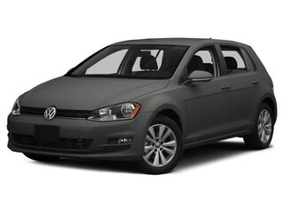 2017 Volkswagen Golf TSI SE 4-Door HATCHBACK