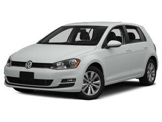 2017 Volkswagen Golf TSI SEL 4-Door Hatchback